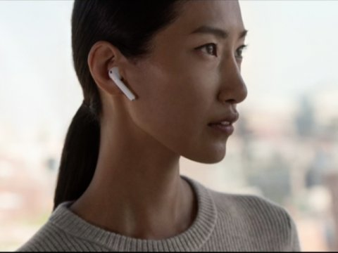 airpods comercial 2