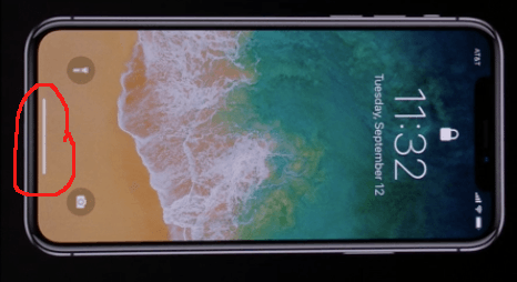 huge selection of 9c975 b989e The iPhone X 10 does have a home button. At least an indicator ...