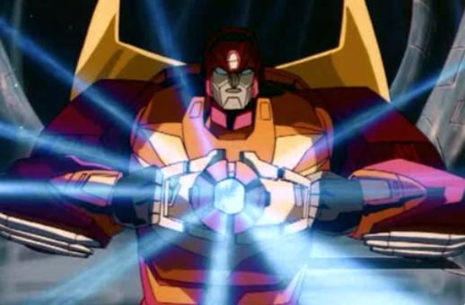 Transformers movie 1980's Matrix of Leadership